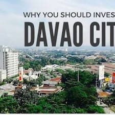 Davao的用戶個人資料