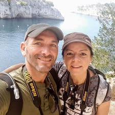 Profil utilisateur de Sandrine  Frédéric
