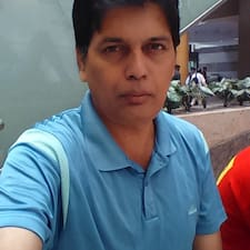 Profil utilisateur de Krishnamurthy