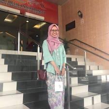 Profil korisnika Farah Hanani