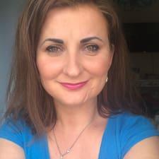 Profil utilisateur de Axenia