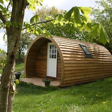 Caplor Glamping User Profile