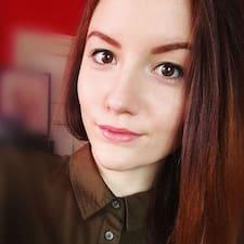 Profil utilisateur de Bernadett