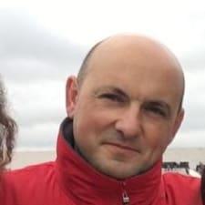 Óscar felhasználói profilja