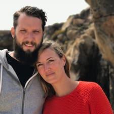 Elise & Paul Brukerprofil
