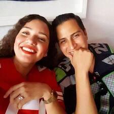 Gebruikersprofiel Argelia Y Jorge