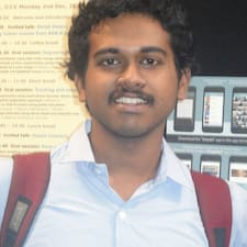 Arun Balajee - Uživatelský profil