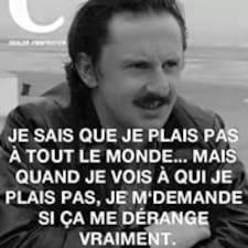 Perfil de usuario de Arnaud
