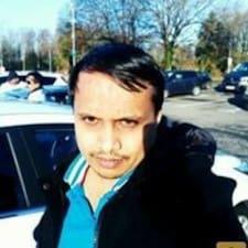 Roopesh Brugerprofil