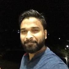 Profil Pengguna Mohit