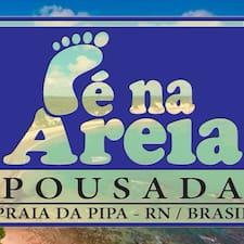 Profil utilisateur de Pousada Pe Na Areia