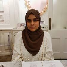 Khadijah User Profile