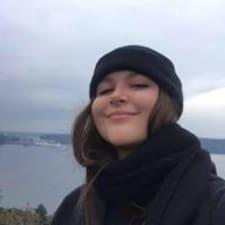Henkilön Chloe käyttäjäprofiili