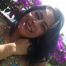 Perfil do utilizador de Maria Luiza