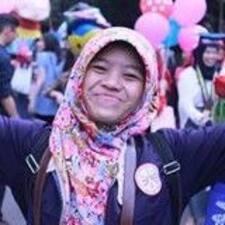 Profil utilisateur de Nurul Lutfia