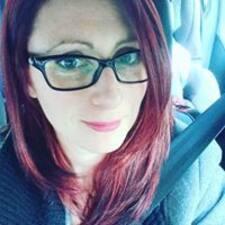 Gebruikersprofiel Sabrina Champvalont