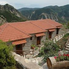 Dryades Guesthouse felhasználói profilja