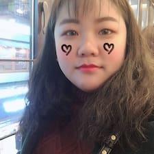 Profil utilisateur de Mengqi
