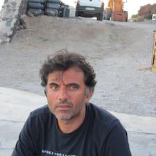 Profil utilisateur de Corrado