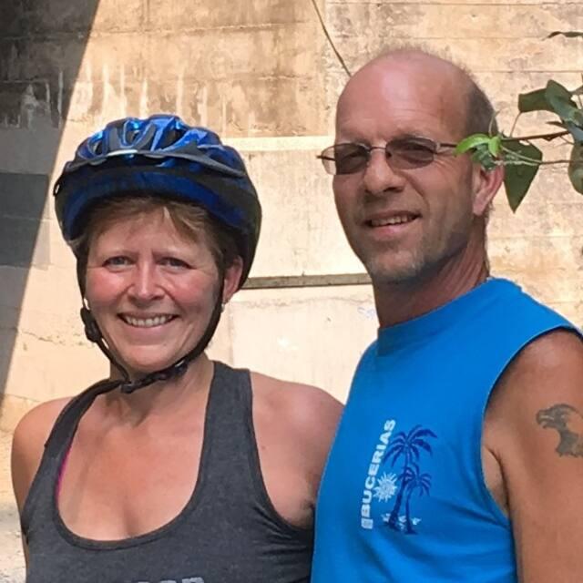 Debbie & Terry's guidebook