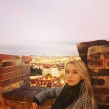 Profil utilisateur de Raluca Elena
