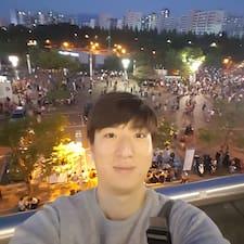 Henkilön Jae-Yeol käyttäjäprofiili