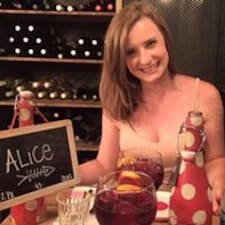 Nutzerprofil von Alice