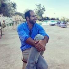 Fadi felhasználói profilja