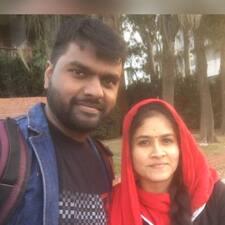 Nutzerprofil von Vinodh