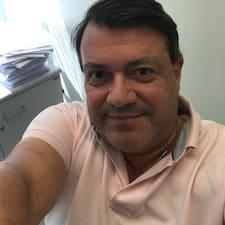 Profil utilisateur de Luis Alfredo