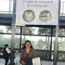 María Guadalupe Apolonia的用戶個人資料
