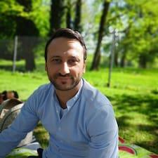 Ayhan User Profile