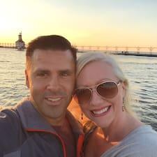 Användarprofil för Ryan & Sandra
