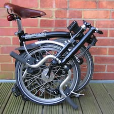 Brompton Bike User Profile