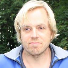 Christiaan felhasználói profilja