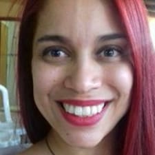 Profil utilisateur de Glaucia