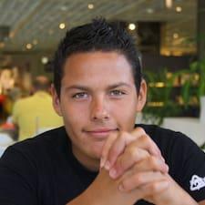 Frederik - Uživatelský profil