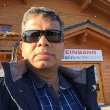 Profilo utente di Venkatesh