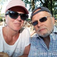 โพรไฟล์ผู้ใช้ Angelika & Stefan