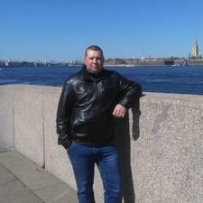 Egor felhasználói profilja