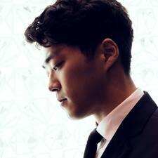 Perfil do utilizador de Dongkyu
