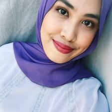 Profilo utente di Nur E'Zzati Amani
