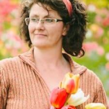 Jeanie felhasználói profilja