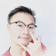 展帆 - Uživatelský profil