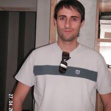 โพรไฟล์ผู้ใช้ Tomás