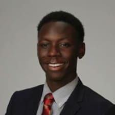 Emmanuel, lietotāja profils