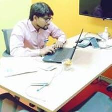 Gebruikersprofiel Pruthvi