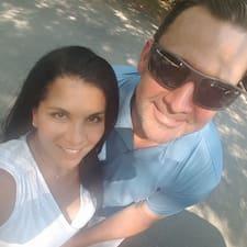 Chris And Hebah User Profile