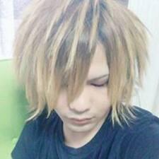 健太 felhasználói profilja