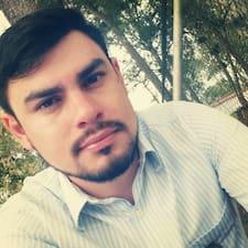 Jose Gabriel felhasználói profilja